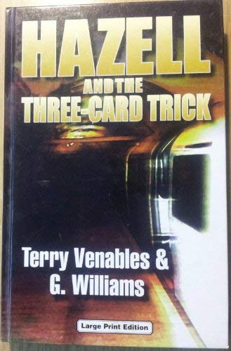 9780708943274: Hazell and the Three-Card Trick