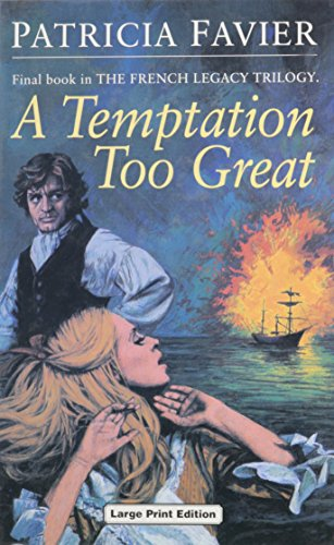 A Temptation Too Great: Favier, Patricia