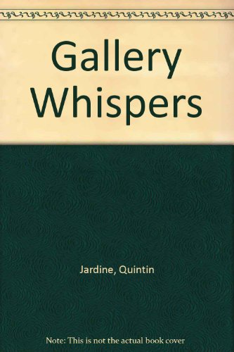 Gallery Whispers (9780708943601) by Quintin Jardine