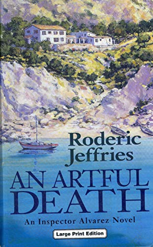 9780708944592: An Artful Death (Inspector Alvarez Novel)