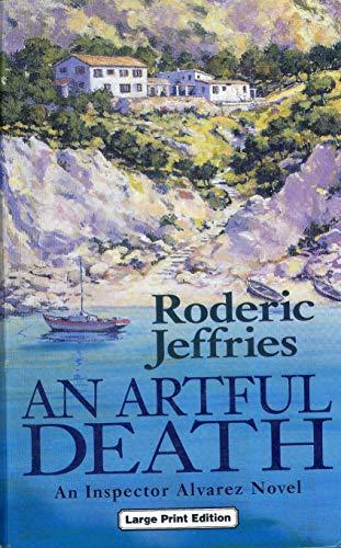 9780708944592: An Artful Death (Inspector Alvarez Novel)