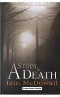 9780708944912: A Study in Death