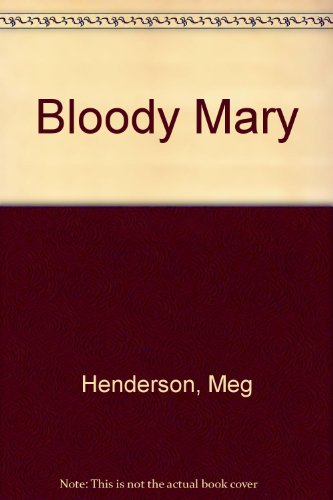 9780708946244: Bloody Mary
