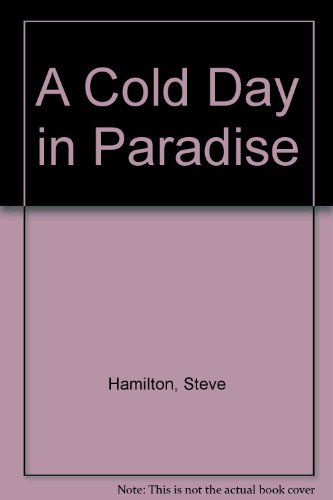 9780708946367: A Cold Day in Paradise