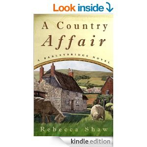 9780708946459: A Country Affair