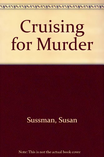 9780708946466: Cruising for Murder