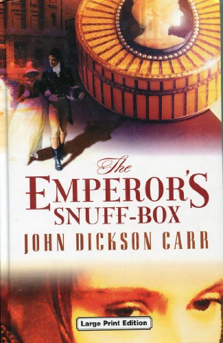 9780708946640: The Emperor's Snuff-box