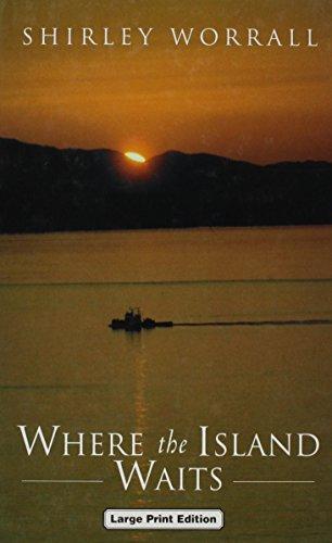 9780708947029: Where the Island Waits