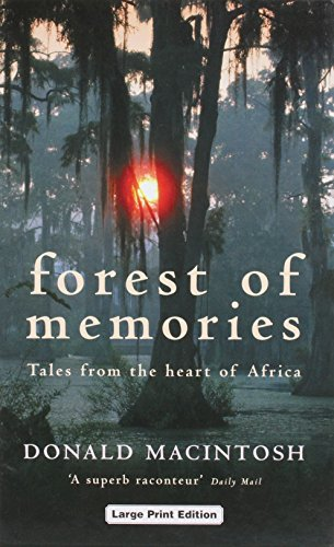 9780708947265: Forest of Memories