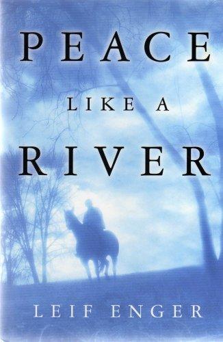 9780708947920: Peace Like a River