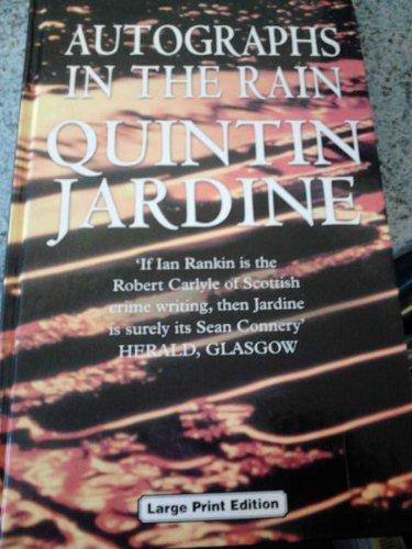 9780708948026: Autographs In The Rain