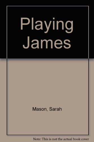 9780708948163: PLAYING JAMES [Large Print]