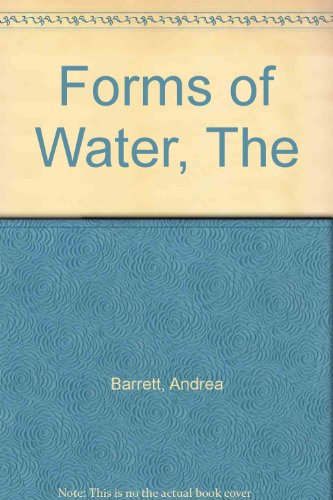 9780708948392: Forms of Water, The