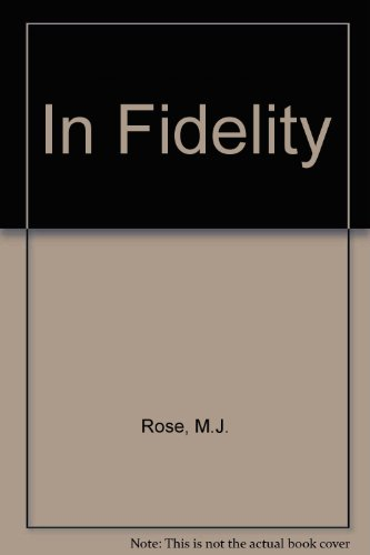In Fidelity (9780708948484) by M.J. Rose