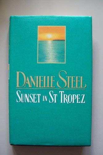 9780708949511: Sunset in St.Tropez (Charnwood Library)