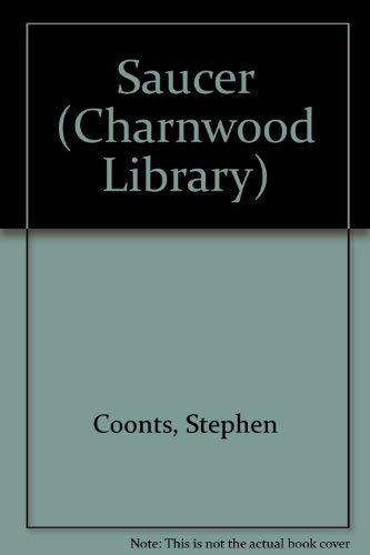 9780708949580: Saucer (Charnwood Library)