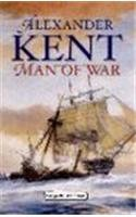 9780708949832: Man of War (Charnwood Library)
