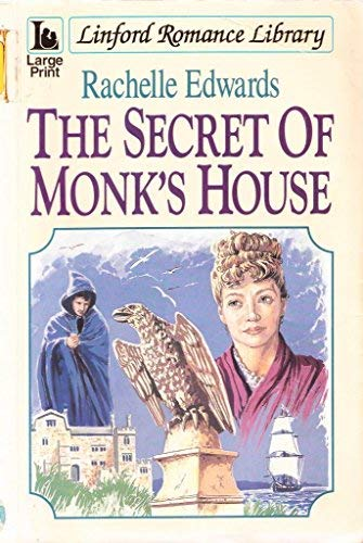 The Secret of Monk's House (Linford Romance Library (Large Print)): Rachelle Edwards