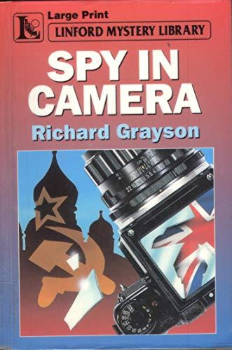 9780708950968: Spy in Camera