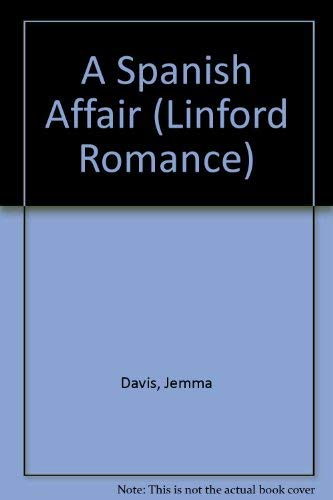 9780708952337: A Spanish Affair (LIN) (Linford Romance)