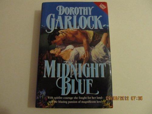 9780708958094: Midnight Blue