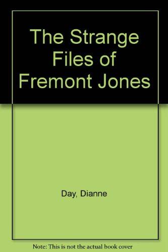 9780708958247: The Strange Files Of Fremont Jones