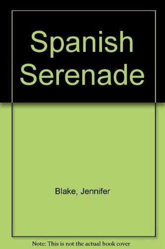 9780708958315: Spanish Serenade