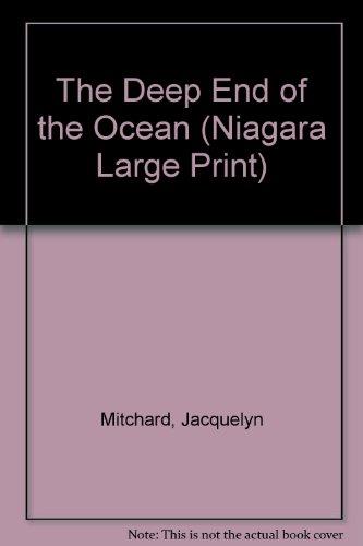 9780708958483: The Deep End of the Ocean (Niagara Large Print)