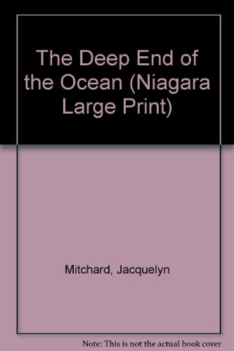 9780708958483: The Deep End of the Ocean (Niagara Large Print)