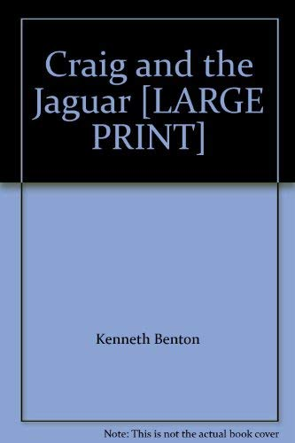 Craig And The Jaguar (LIN) (Linford Mystery): Benton, Kenneth