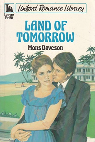 9780708960318: Land Of Tomorrow (LIN) (Linford Romance)