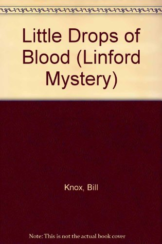 9780708965115: Little Drops of Blood (Linford Mystery)