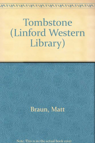 9780708965245: Tombstone (LIN) (Linford Western Library)