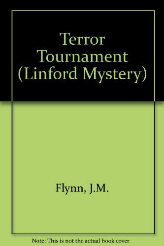 Terror Tournament (LIN) (Linford Mystery Library (Large Print)): Flynn, J.M.