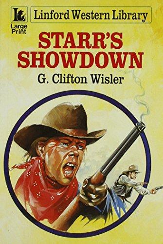 9780708970966: Starr's Showdown (Linford Western Library)