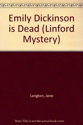 9780708971628: Emily Dickinson Is Dead (Linford Mystery Library)