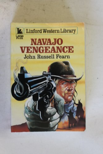Navajo Vengeance (Linford Western Library (Large Print)) (0708971660) by Fearn, John Russell