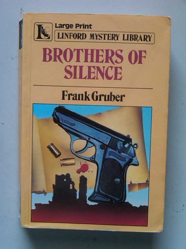 Brothers of Silence (Linford Mystery Library)