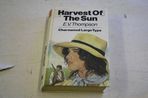 9780708981191: Harvest Of The Sun (CH)