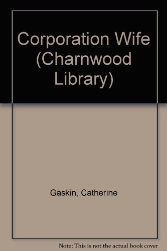 9780708981283: Corporation Wife (Charnwood Library)