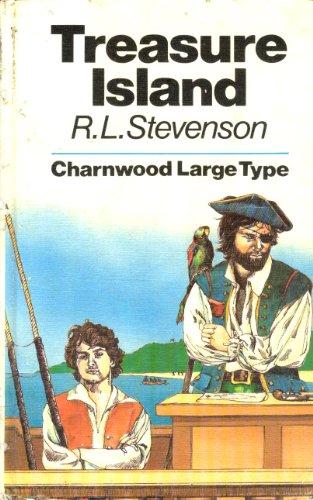 9780708981474: Treasure Island (CH) (Charnwood Library)