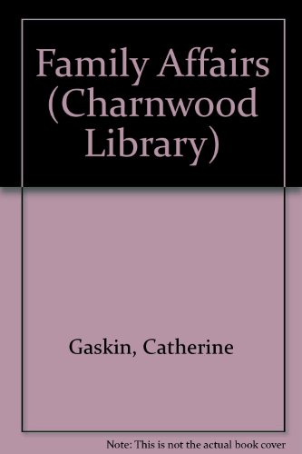 9780708981634: Family Affairs (Charnwood Library)