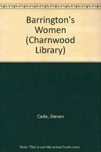 9780708982105: Barrington's Women (CH) (Charnwood Library)