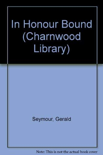 9780708982198: In Honour Bound (CH) (Charnwood Library)