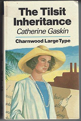 9780708982259: The Tilsit Inheritance (Charnwood Library)