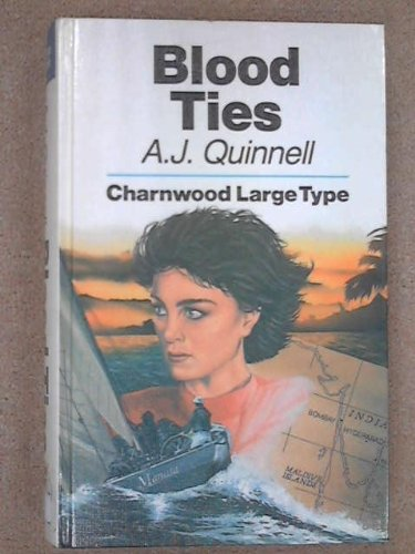 9780708982860: Blood Ties (Charnwood Library)