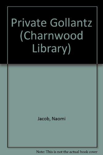 9780708982891: Private Gollantz (Charnwood Library)