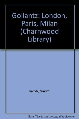 9780708983027: Gollantz: London, Paris, Milan (Charnwood Library)