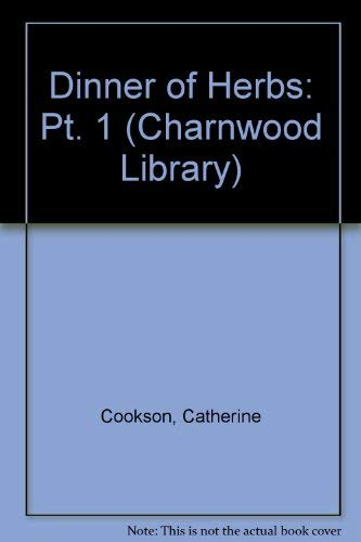 9780708983133: A Dinner of Herbs (Charnwood Library)