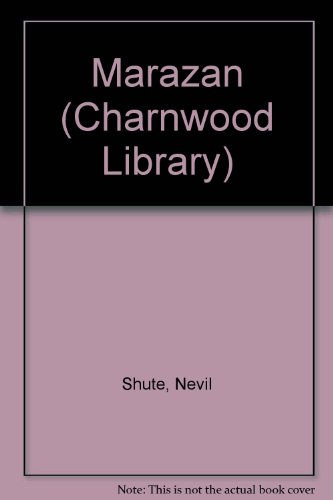 Marazan (CH) (Charnwood Library): Shute, Nevil